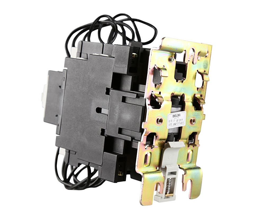交流接触器 电容切换接触器 CDC9-63A 2常开 1常闭 220V 切换专用
