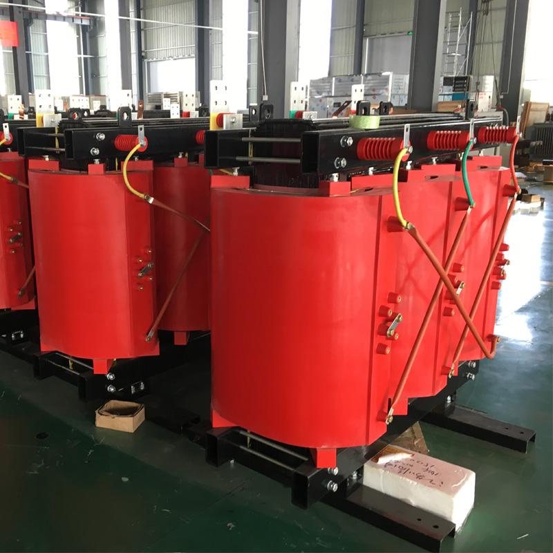 江苏厂家直销SCB10-1600KVA/10三相全铝可定制干式电力变压器