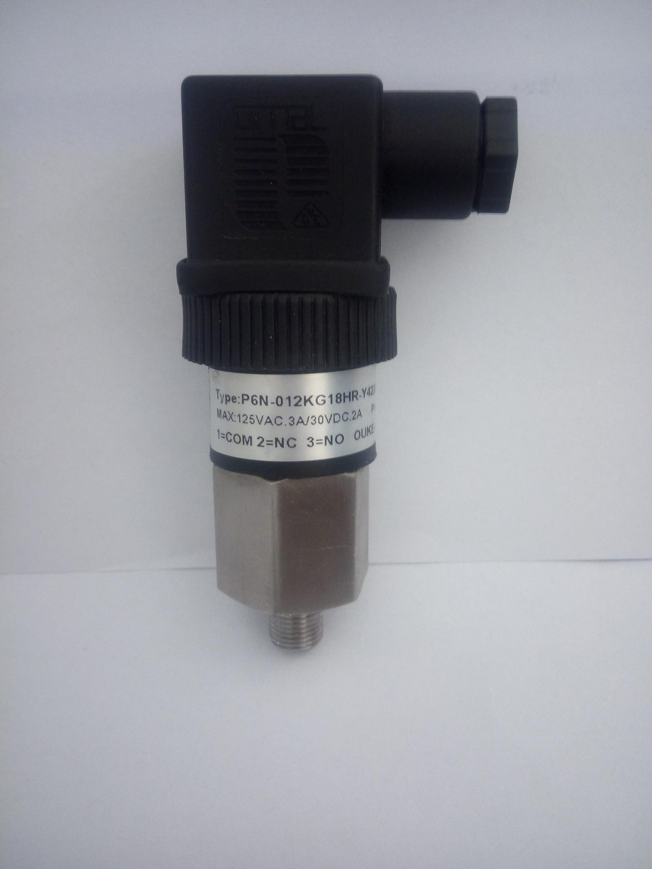 机械式压力开关/压力传感器P6N