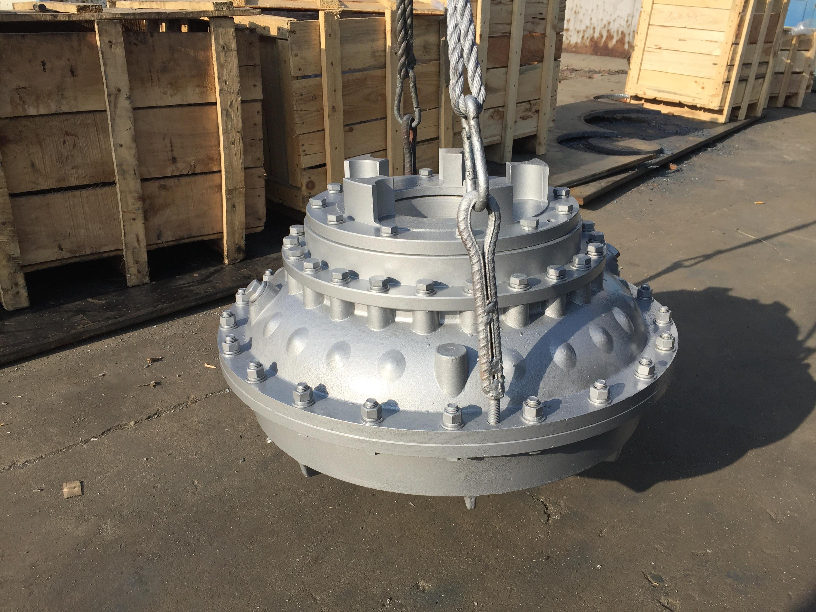 大连昊冶限矩型液力耦合器YOX质量保障