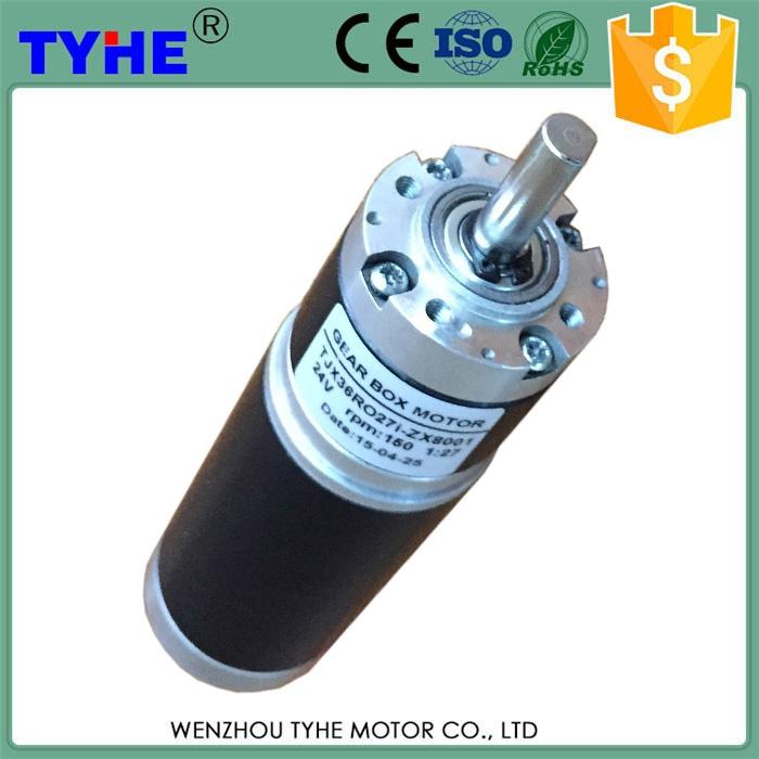 TYHE行星减速电机 36MM 直流减速电机 扭矩大 高寿命 厂家直销