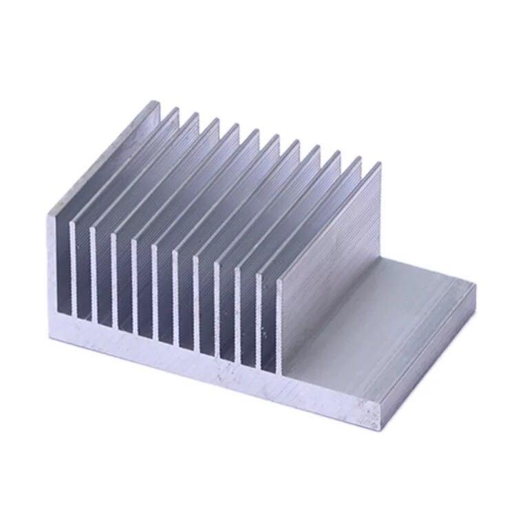 电机铝外壳 铝合金马达壳  铝材电子散热器