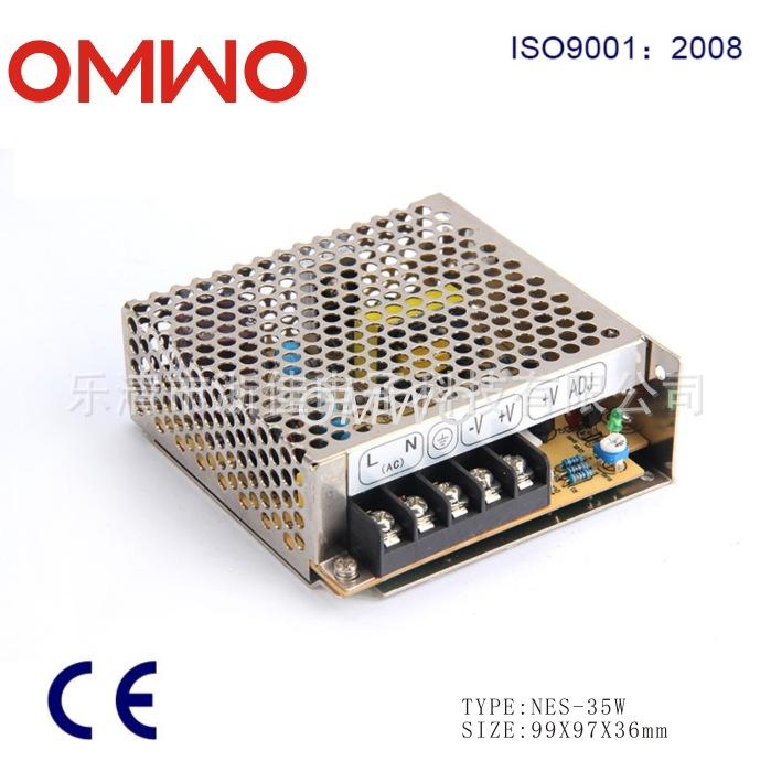 明维NES-35-5  5V7A单组输出开关电源