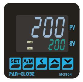 多段程序控制温控器AMG904-301-010-000台湾泛达厂家直销