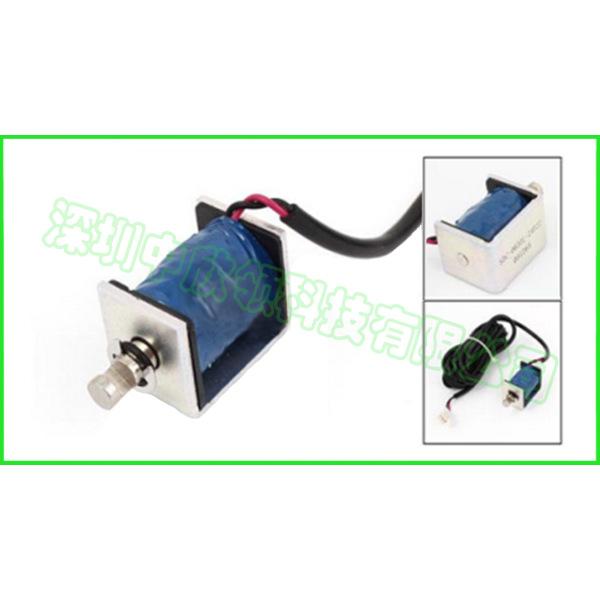 方形直流电磁铁HIO-0630L-24F22 中型拉式电磁铁美容设备储存