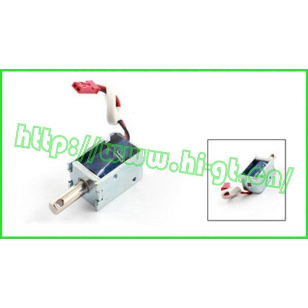 方形直流电磁铁HIO-0630L-12C12 拉式电磁铁读卡机储存柜收银机