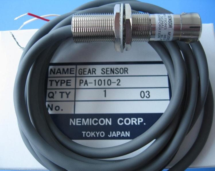NEMICON内密控齿轮传感器PA-M12-V-05-00E