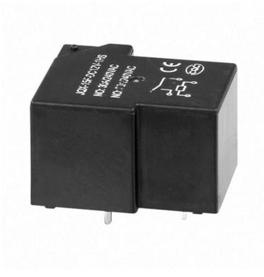 乐清厂家厂家直销JQX-15F/1HDC12V40A四脚电磁继电器