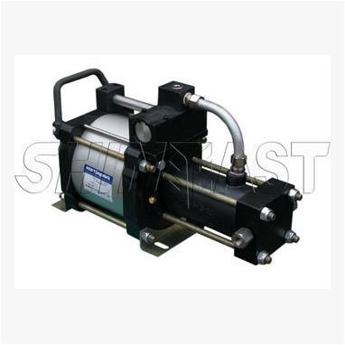 赛思特供应气动高压打气设备 STA05散热器试验机