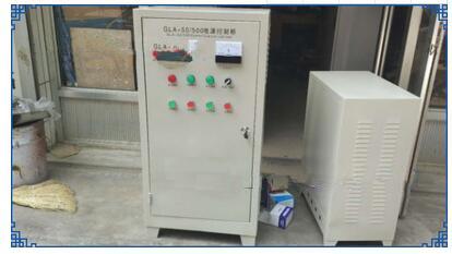 GLA-50/500除铁器电源控制柜 KGLA-50/500电磁除铁器电源控制柜