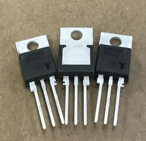 单向可控硅S8055R,S8065K, 双向可控硅Q8025L6,