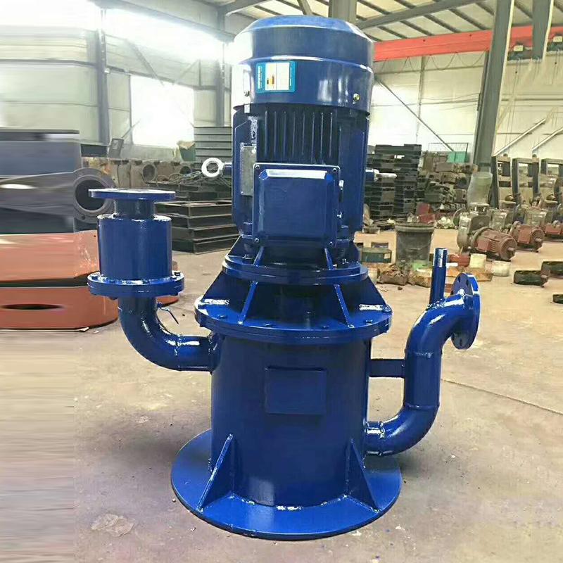 厂家直销WFB自控自吸泵耐腐耐磨大流量自吸泵污水自吸泵