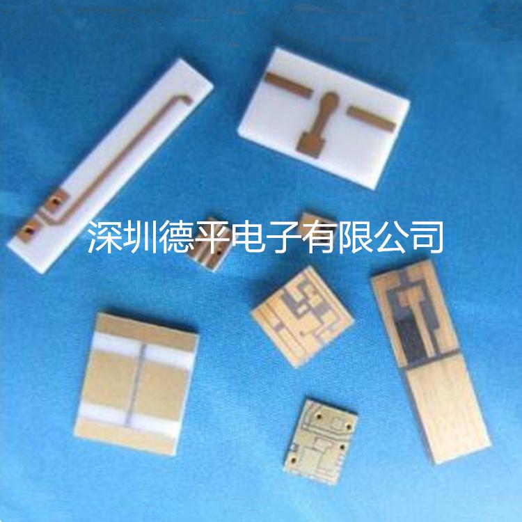德平电子供应纯度96%氧化铝薄膜电路