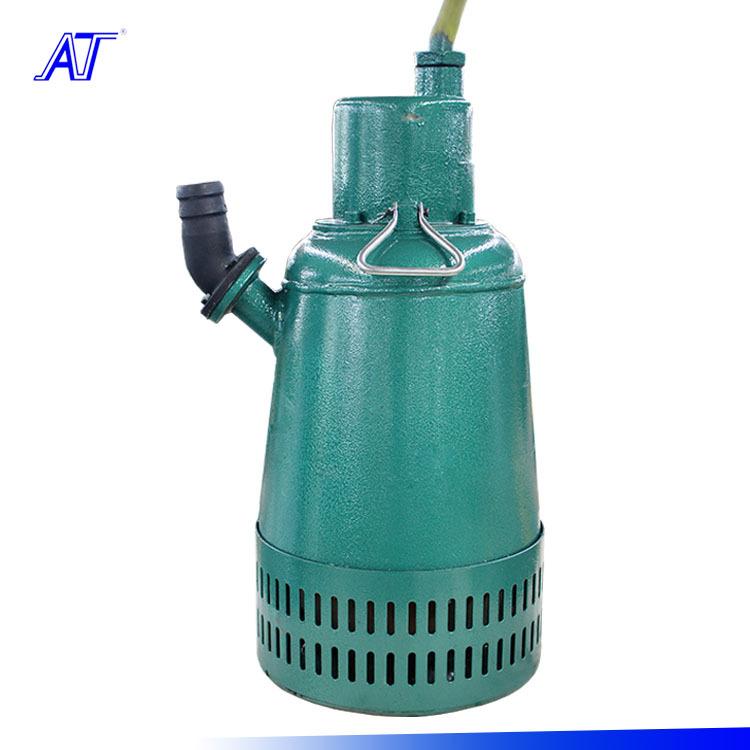 安泰泵业 塔城煤矿专用矿用防爆型潜污泵安全无过载