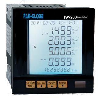 台湾泛达电量表PA9200智能电量表工厂直销