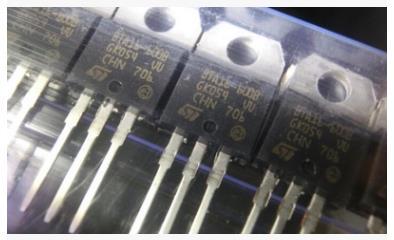 原装st可控硅BTA16-600B,BTA16600B