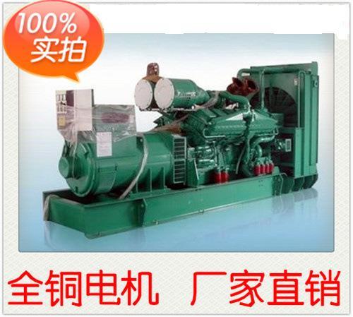 无锡动力系列450KW柴油发电机组WD269TAD43无锡动力配件厂家直销