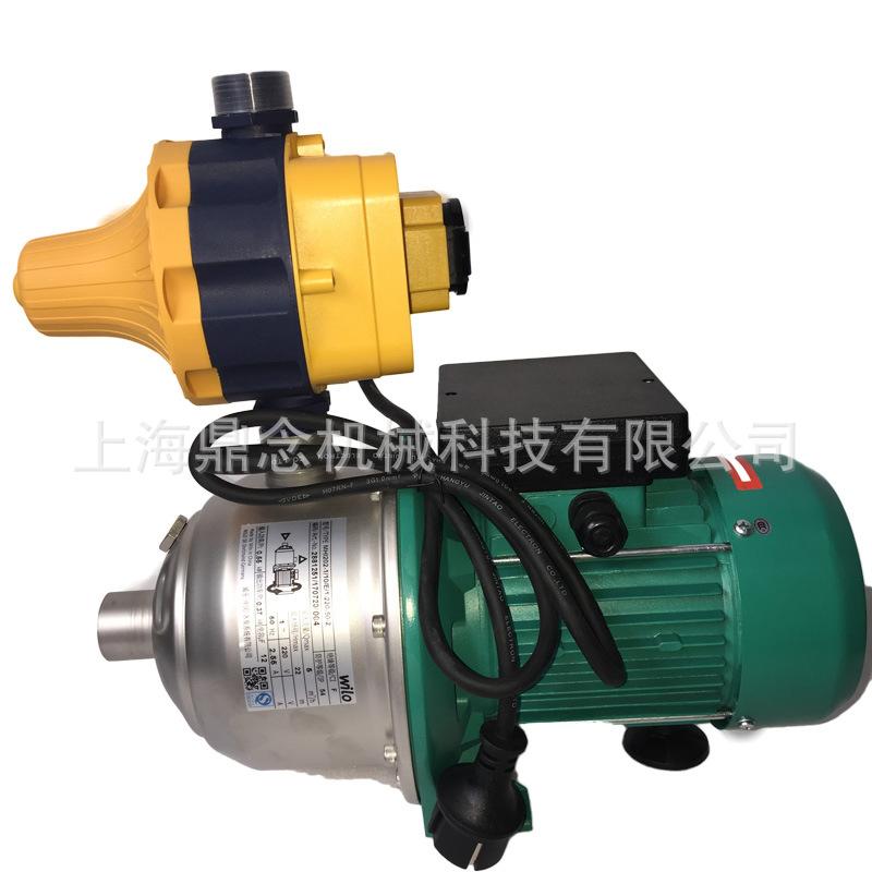 德国威乐水泵MHI206卧式恒压供水设备