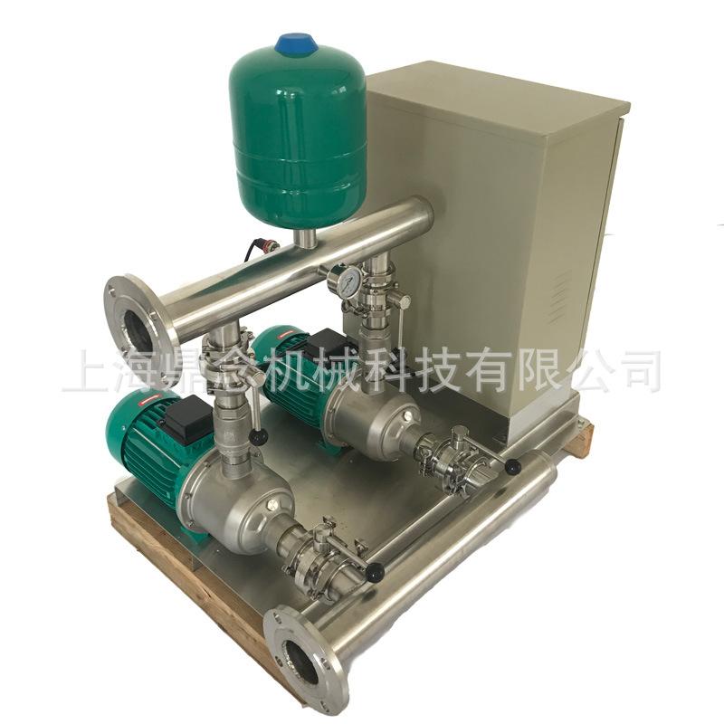 德国威乐变频泵MHI402-1/10/E/3-380一控二静音节能恒压增压泵
