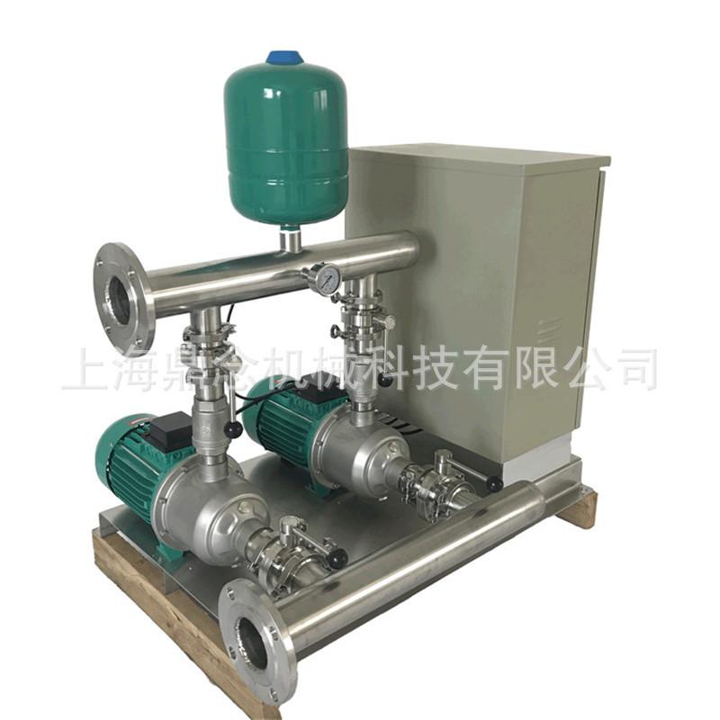 威乐变频水泵MHI402一控二恒压供水卧式离心泵