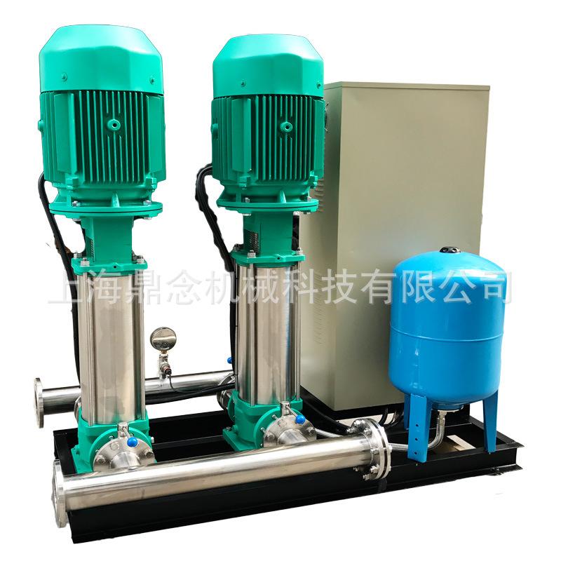 德国威乐变频增压泵MVI5207-3/25/E/3-380恒压变频给水泵组