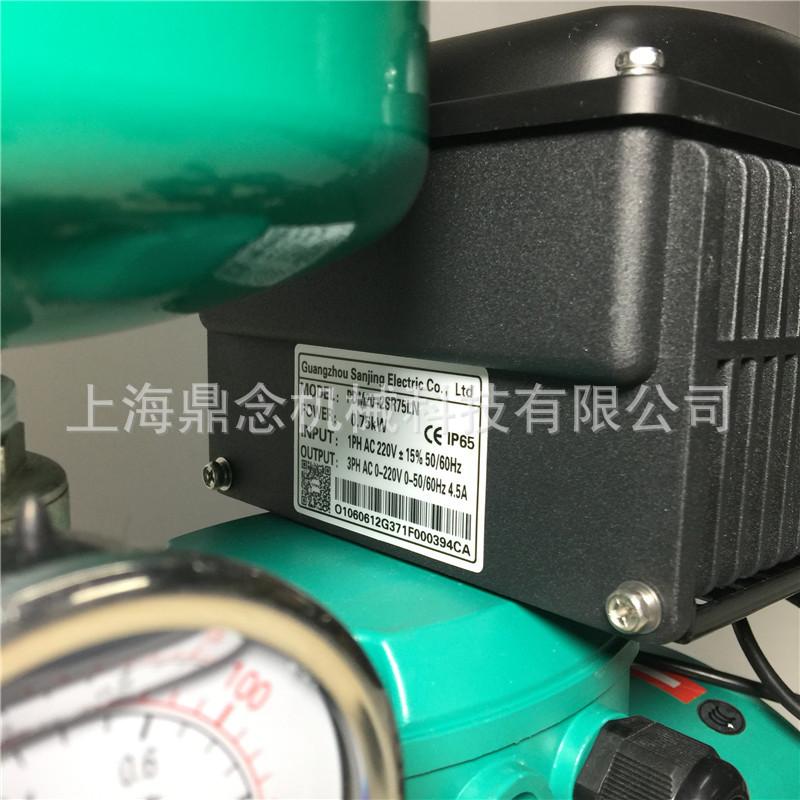 德国威乐变频水泵MHIL206集热系统循环泵恒压供水