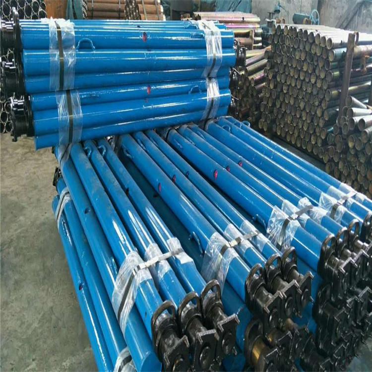 煤矿井下支护外柱式DW单体液压支柱矿用单体液压支柱生产厂家