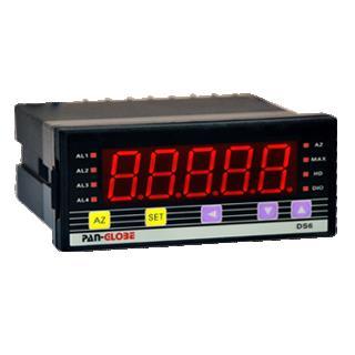 台湾泛达电流表DS6-1-AV-0-0-0四位半电压表工厂直销
