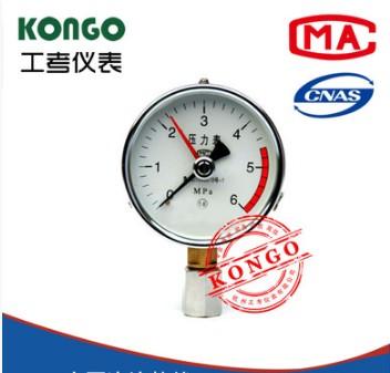 精密压力表 GTM18 蒸汽压力表 Y-100