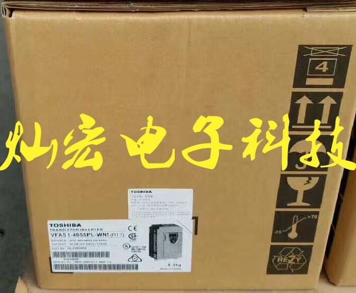 全新 东芝变频器VFPS1-4022PL VFPS1-4037PL