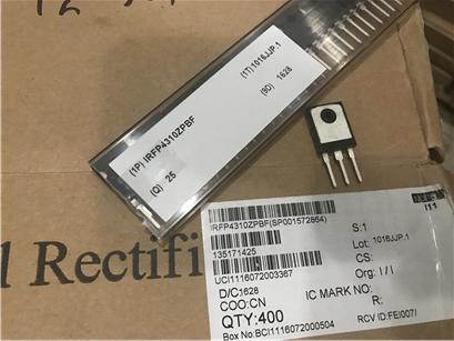 现货供原装场效应管IRFP4310ZPBF