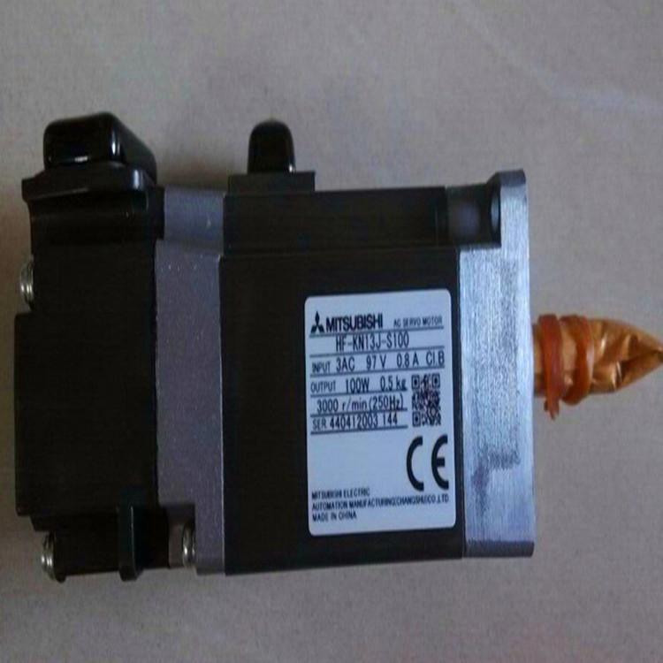 三菱伺服电机HF-KN13BJ-S100