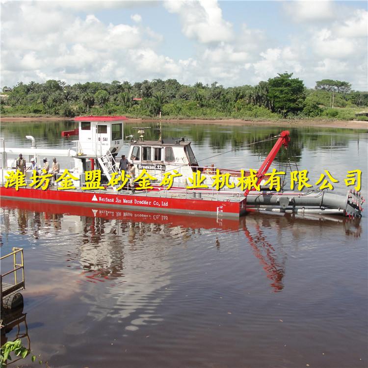 小型河道清淤船 小型河道清淤船价格 能自航的小型河道清淤船