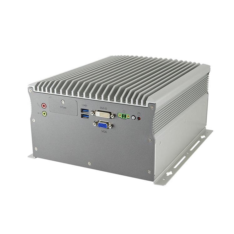 工业计算机工控机微型控制器适应高温低温苏州丹鹤厂家直销AMI210