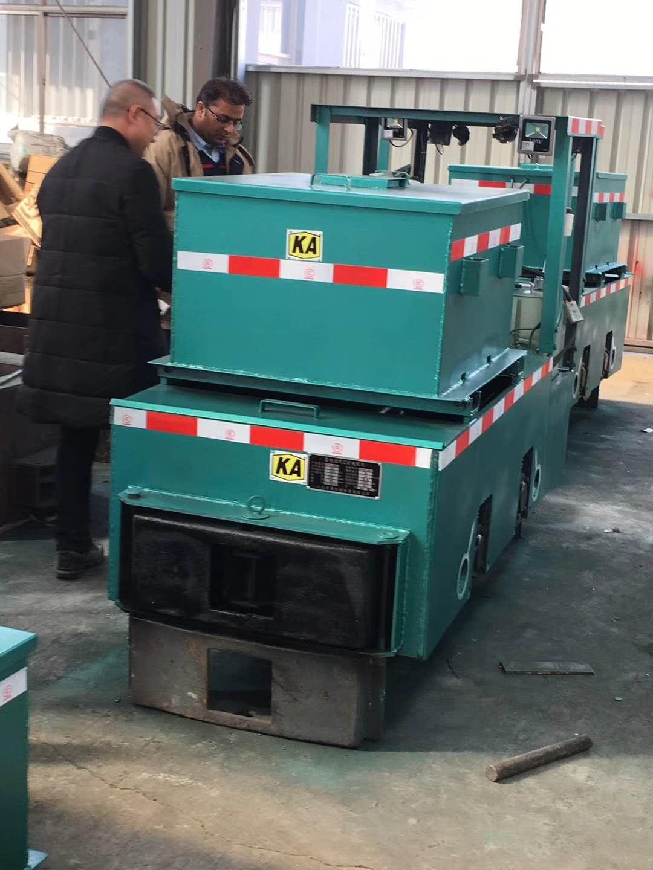 山东名舜主营蓄电池电机车 电瓶车配件 2.5吨蓄电池电瓶车