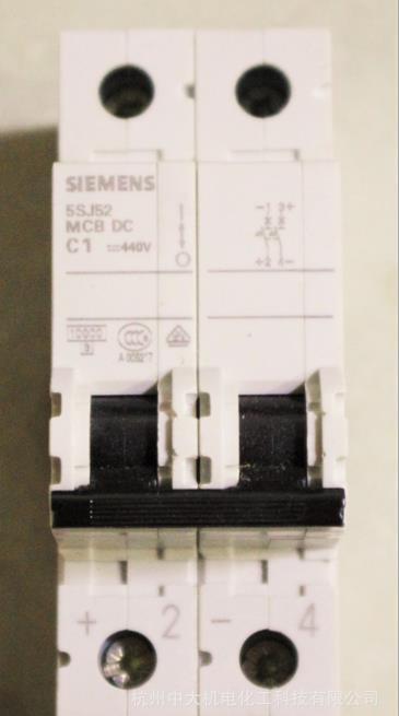 批发供应正品西门子 空气开关5SJ5201-7CC20 C10,C16,C20等