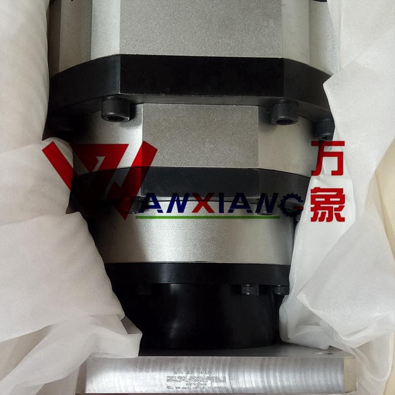 万象AB60-L1行星减速机 伺服电机减速机小型低背隙