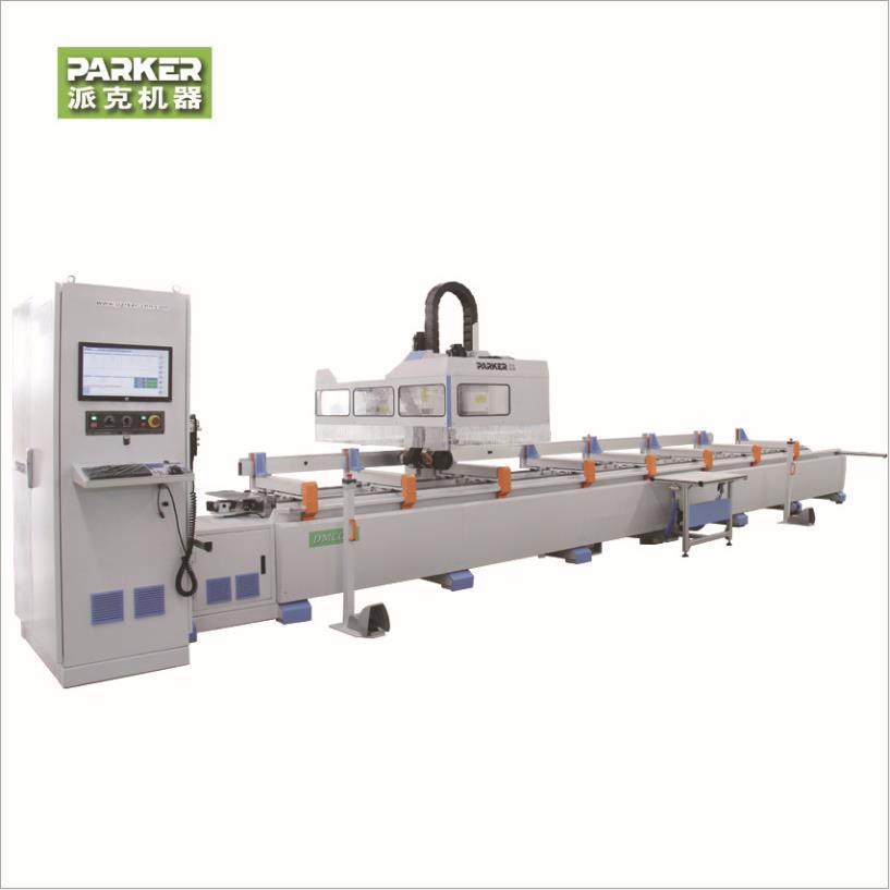 铝型材加工中心 汽车型材配件专用设备山东设备生产厂家