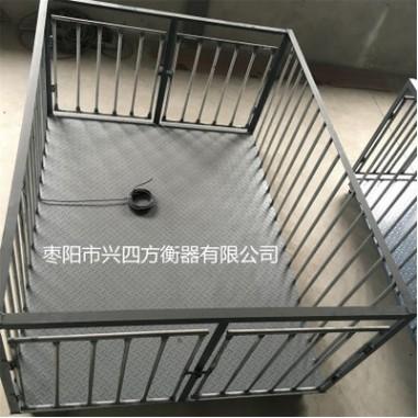动态高精度畜牧秤 电子围栏秤猪栏秤1.5米X2.5米称猪电子磅
