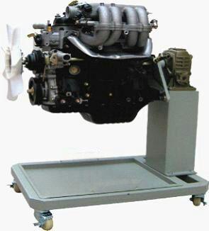 FCJ-X3型发动机翻转架