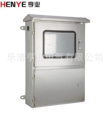 不锈钢光伏电表箱 配电箱 户外防雨箱 厂家直销 非标可定做