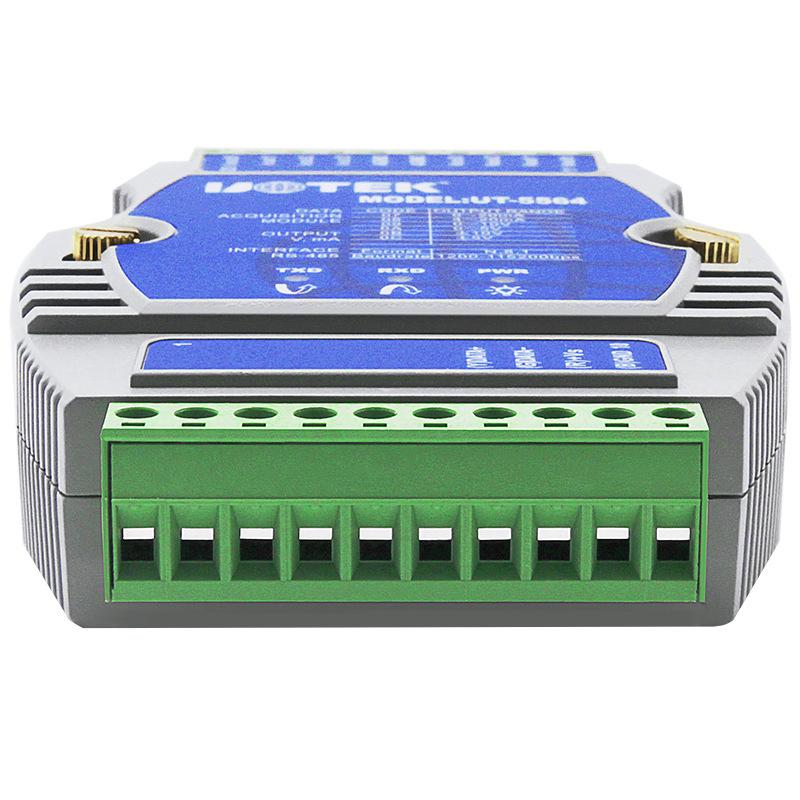宇泰4通道模拟量输出模块 模拟量 数字量输入输出UT-5564