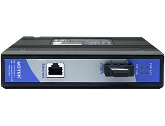 1000M 1光1电以太网交换机 UT-2571G