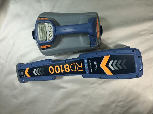 安阳地下管线探测仪RD8100雷迪包邮包税SSY