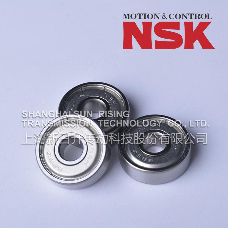NSK进口轴承  原装正品 微型轴承 608T1XDDWMC3ER     J