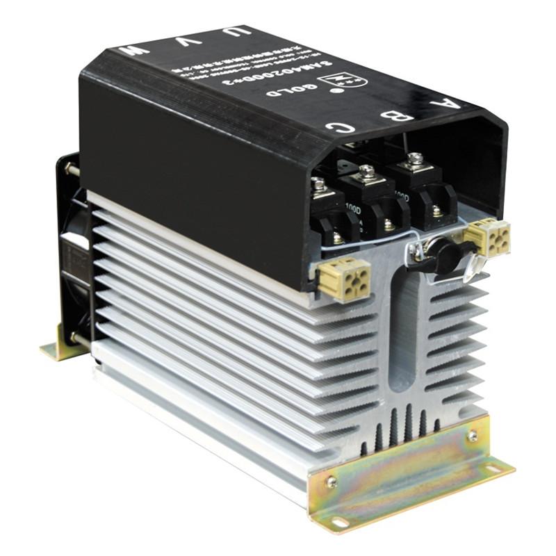 【美国固特工厂直销】三相固态开关整机 SAM3W120-40120D