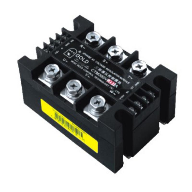 【三相调压调功控制器 带保险丝】CTH25KW 固特厂家直销