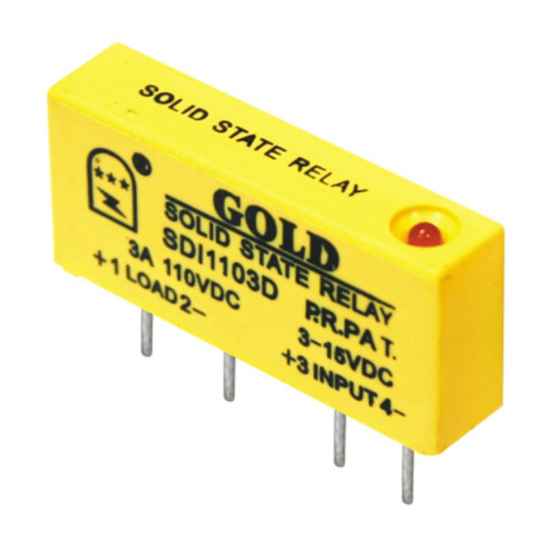 【卧式直流固态继电器】SDP1110D CE认证 江苏固特厂家自行研发生产