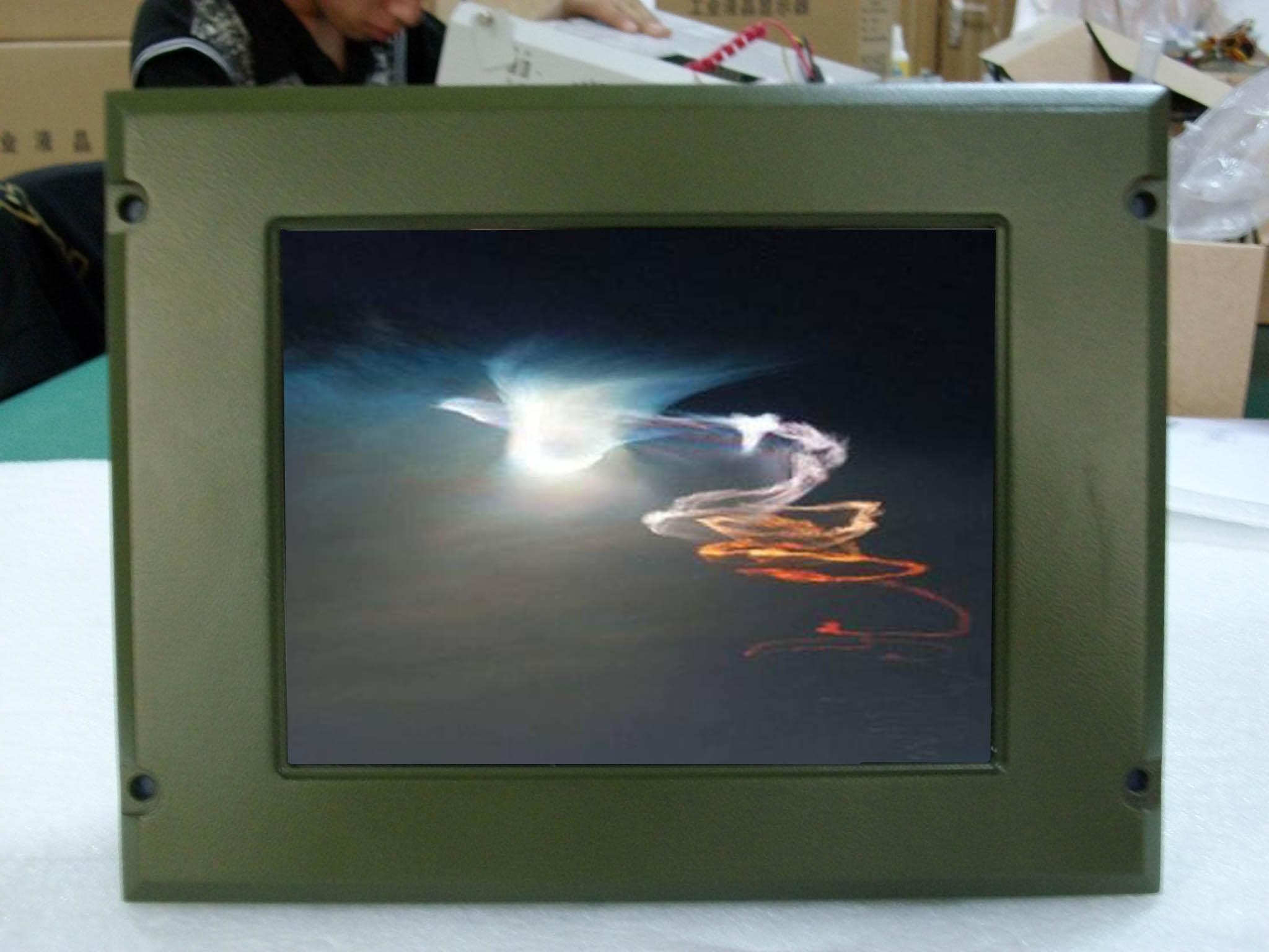正阳瑞驰     朗固舰载显控终端  6.5寸加固显示器
