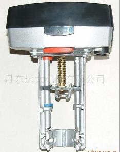 丹东远大供应 直行程电动驱动器 断电执行器 电动阀